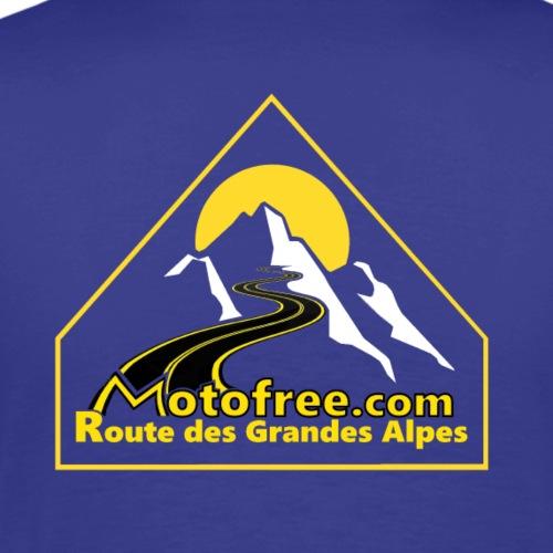 Logo motofree - T-shirt Premium Homme