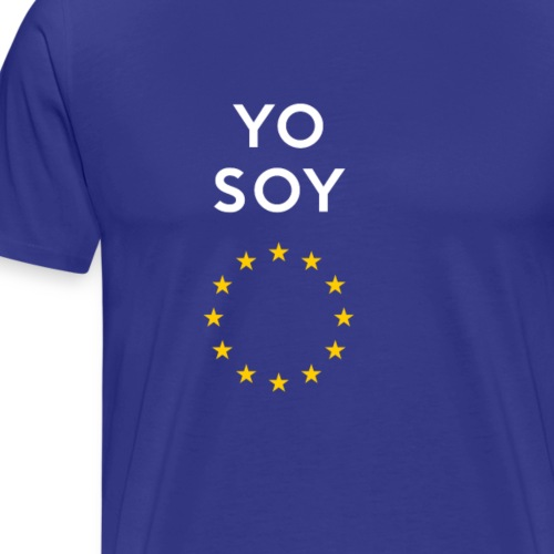 Yo Soy Europe - Men's Premium T-Shirt