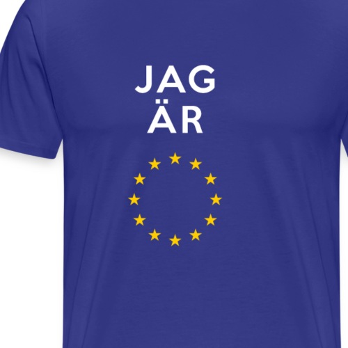 Jag Aer Europe - Men's Premium T-Shirt