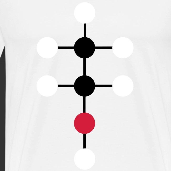 Alcool Molecule