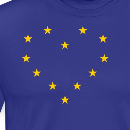 I love Europe - Men's Premium T-Shirt