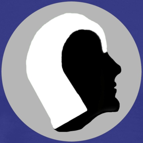 CI-Kopf Logo - Männer Premium T-Shirt