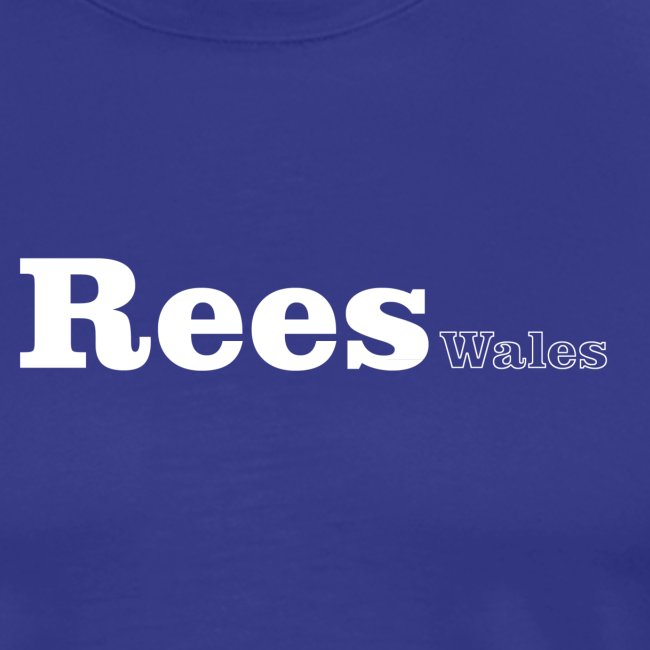 rees wales white