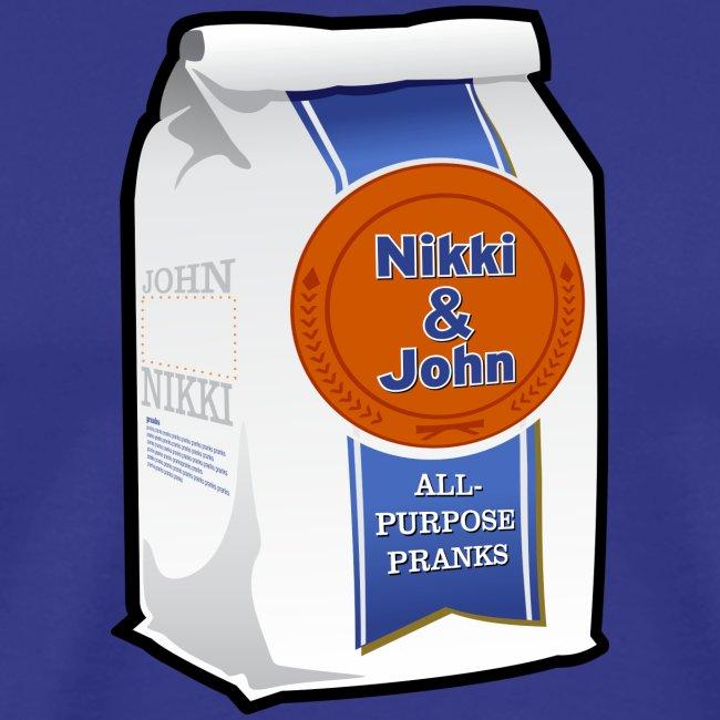 Nikki and John All Purpose Pranks Mens
