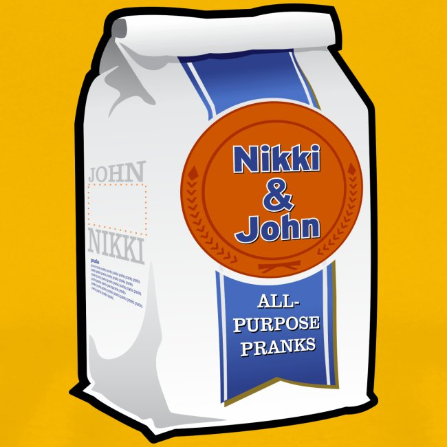 Nikki and John All Purpose Pranks Mens