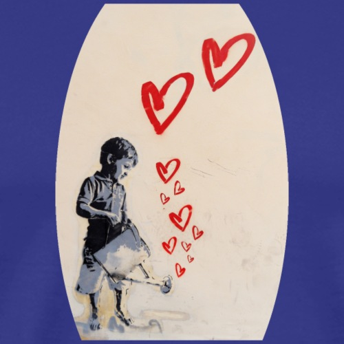 Isle_of_growing_love - Men's Premium T-Shirt