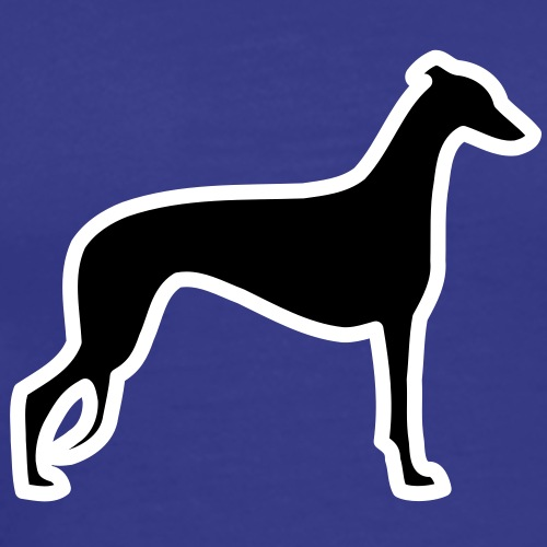 Greyhound - Männer Premium T-Shirt