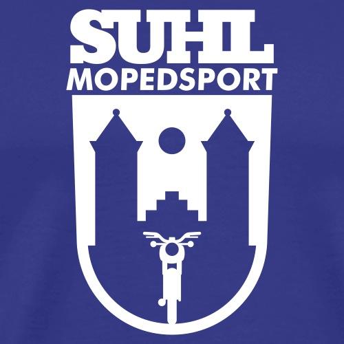 Suhl Mopedsport S50 / S51 Logo - Men's Premium T-Shirt