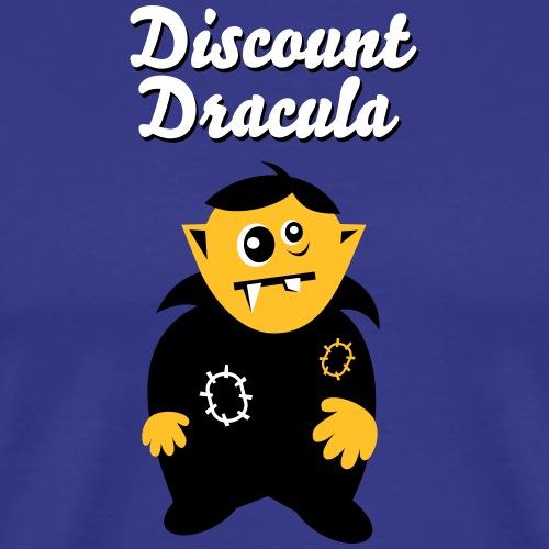 Discount Dracula - Männer Premium T-Shirt