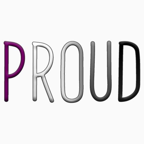 Proud Asexual - Men's Premium T-Shirt