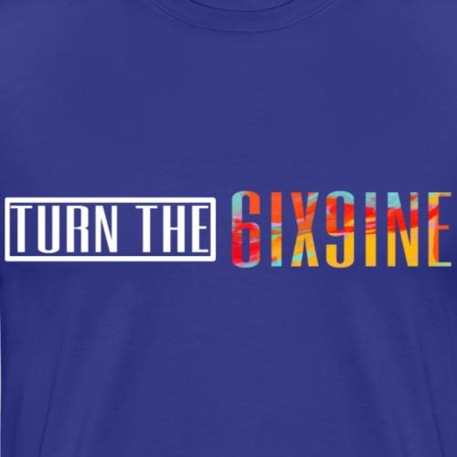 6ix9ine - T-shirt Premium Homme