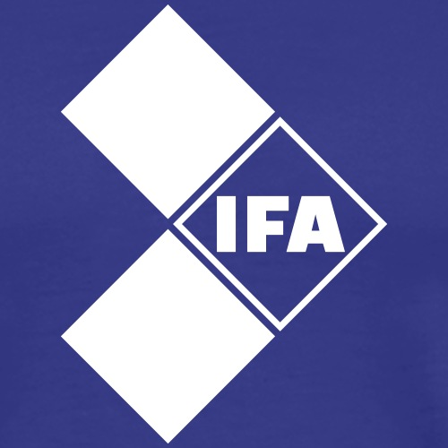 IFA logo - Men's Premium T-Shirt