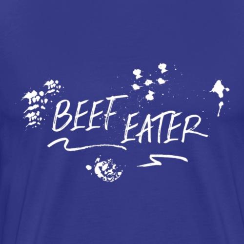 Beef Eater - Männer Premium T-Shirt