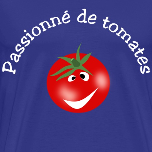 Tomate rouge 2 - Men's Premium T-Shirt