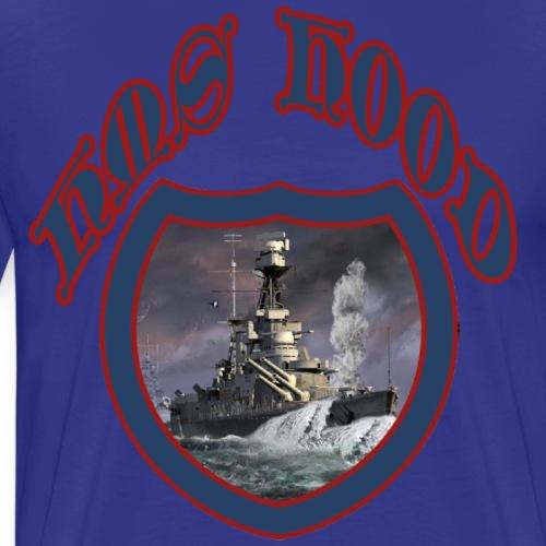 HMS HOOD - Männer Premium T-Shirt