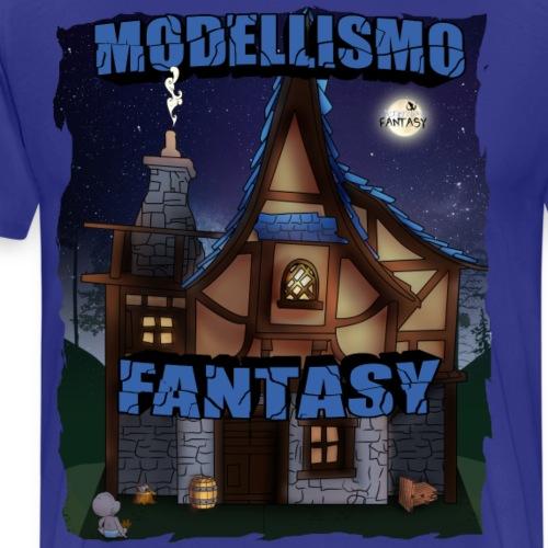 The Townhouse in the forest - Maglietta Premium da uomo