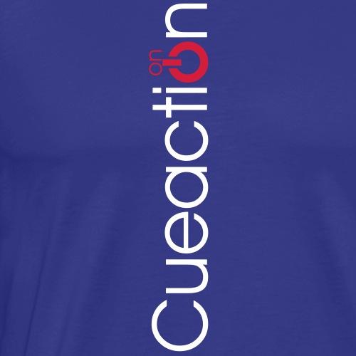 cueaction snooker - Männer Premium T-Shirt