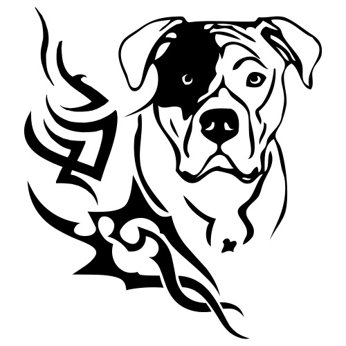 ambull - www.dog-power.nl - Mannen Premium T-shirt