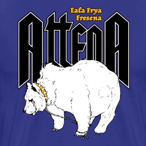 Ostfriesland Häuptlinge Attena - Männer Premium T-Shirt