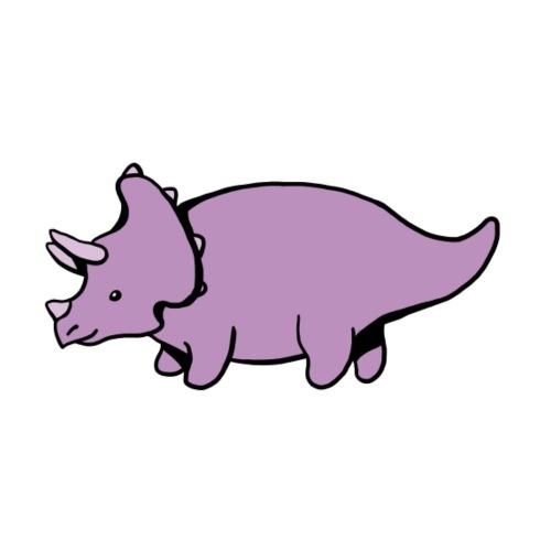 Triceratops - Mannen Premium T-shirt