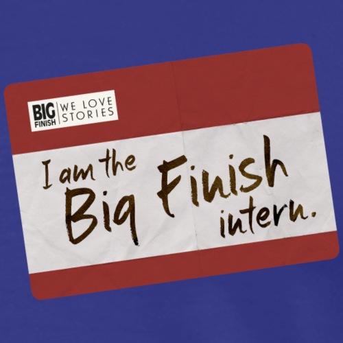 BFP Intern - Men's Premium T-Shirt