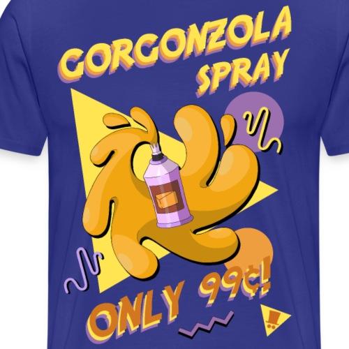 Gorgonzola spray - Maglietta Premium da uomo