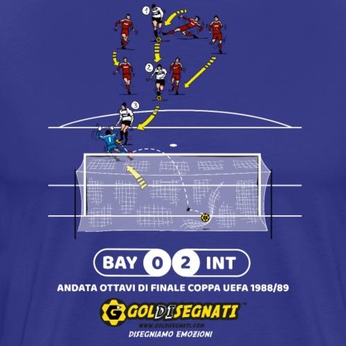 BAY-INT 0-2 1988 - Maglietta Premium da uomo