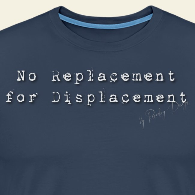 no replacement