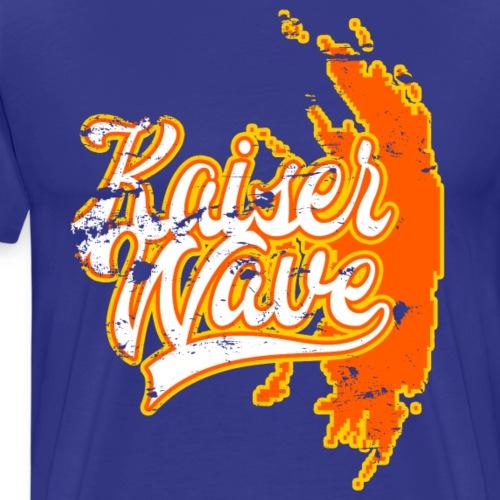 Kaiser Wave - T-shirt Premium Homme