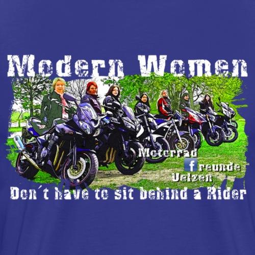 Modern - Women - Männer Premium T-Shirt