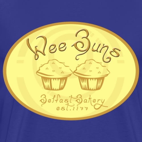Wee Buns - Men's Premium T-Shirt