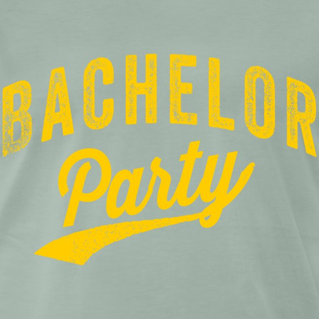 Bachelor Party geel