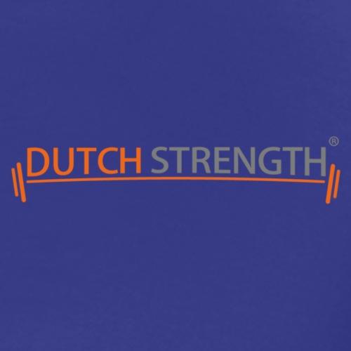 Dutch Strength Bar - Mannen Premium T-shirt