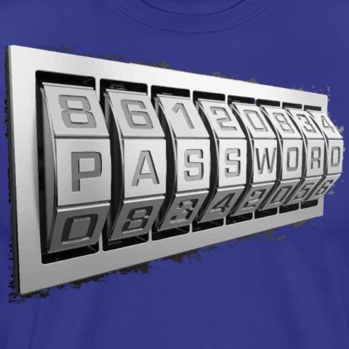 Password - Camiseta premium hombre