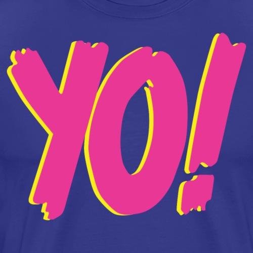 YO Tee Shirts - T-shirt Premium Homme