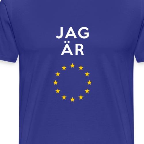 Jag Aer Europe - Men's Premium T-Shirt