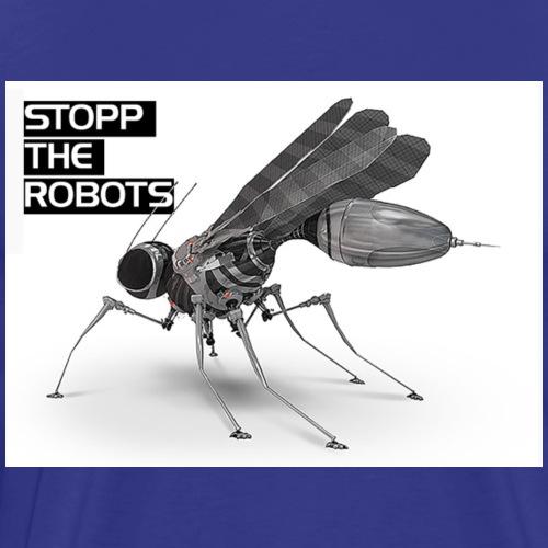 RobotStopp - Männer Premium T-Shirt