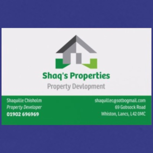 Shaq's Properties - Men's Premium T-Shirt