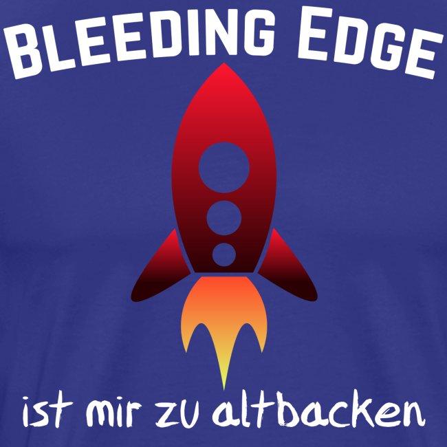 Bleeding Edge ist mir zu altbacken