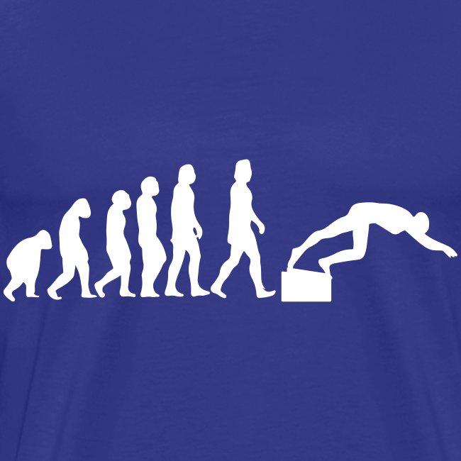 SWIMMER'S EVOLUTION