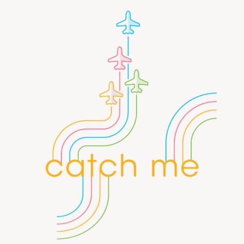 Catch Me - Maglietta Premium da uomo