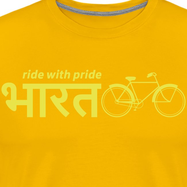 India: Ride with Pride Bike