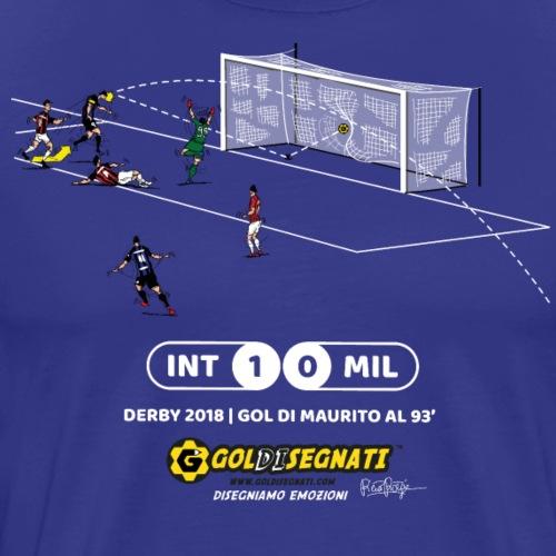 INT-MIL 1-0 2018 Il Gol al 93'