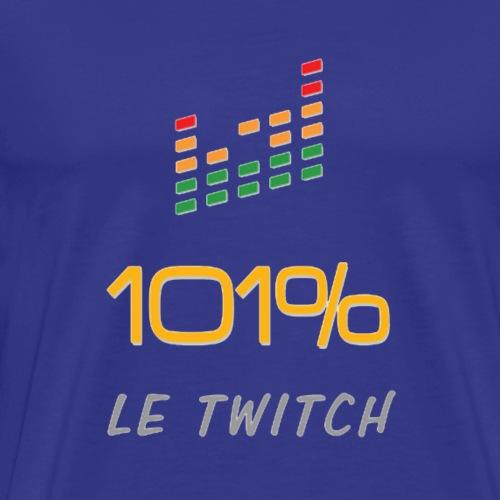 101%LeTiwtch vous présente enfin sa boutique - T-shirt Premium Homme