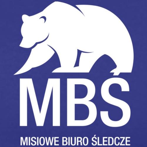 MBŚ - motyw jasny - Koszulka męska Premium