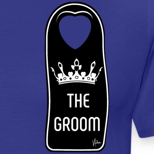 The Groom - Männer Premium T-Shirt