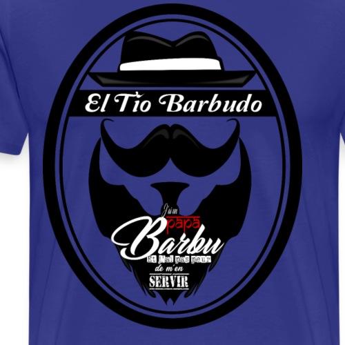 Papa Barbu - T-shirt Premium Homme