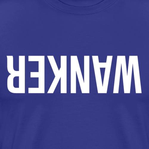 WANKER - T-shirt Premium Homme