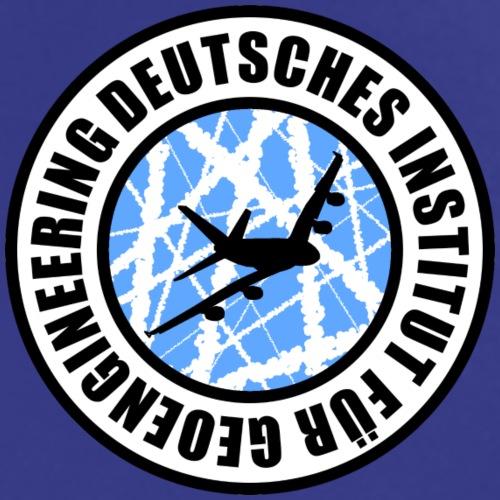 Deutsches Institut für Geoengeenering - Männer Premium T-Shirt