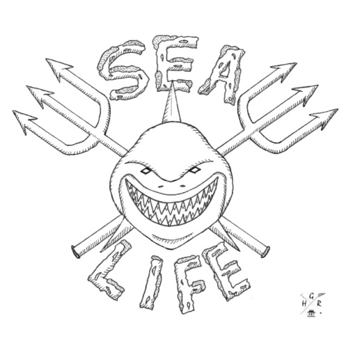 Sea Life - Männer Premium T-Shirt